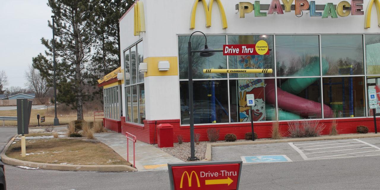 Valparaiso McDonald's Hiring $9 Hour