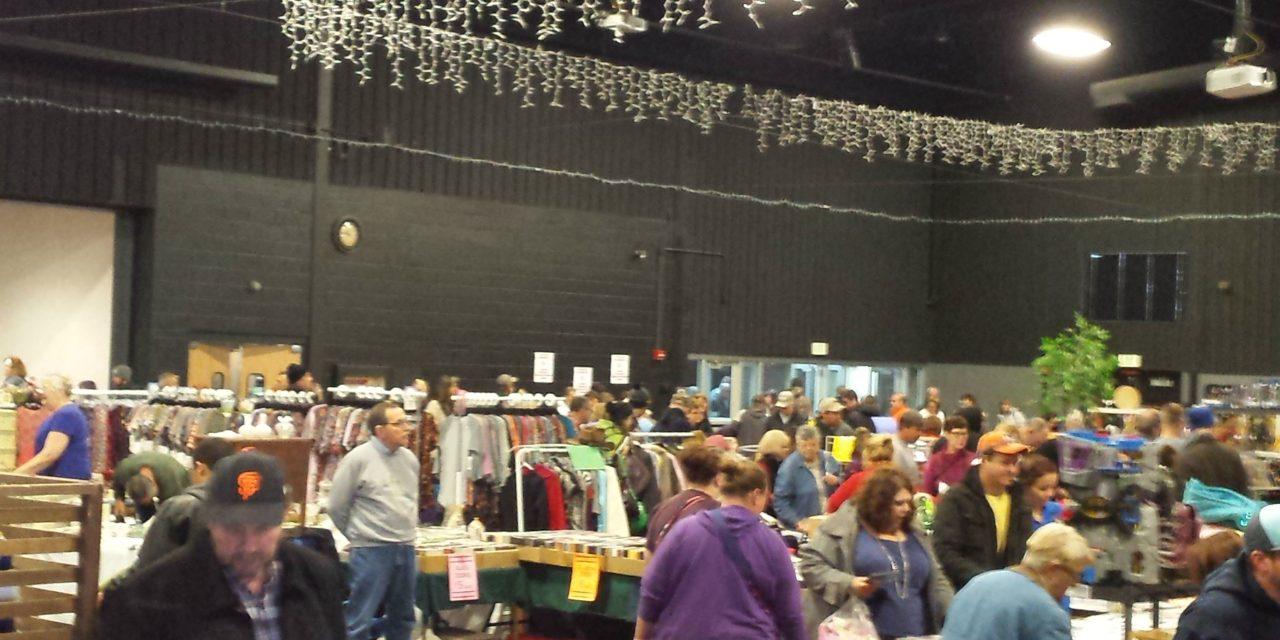 Expo Center Porter County Indoor Garage Sale