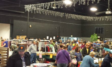 Expo Center Porter County Indoor Garage Sale