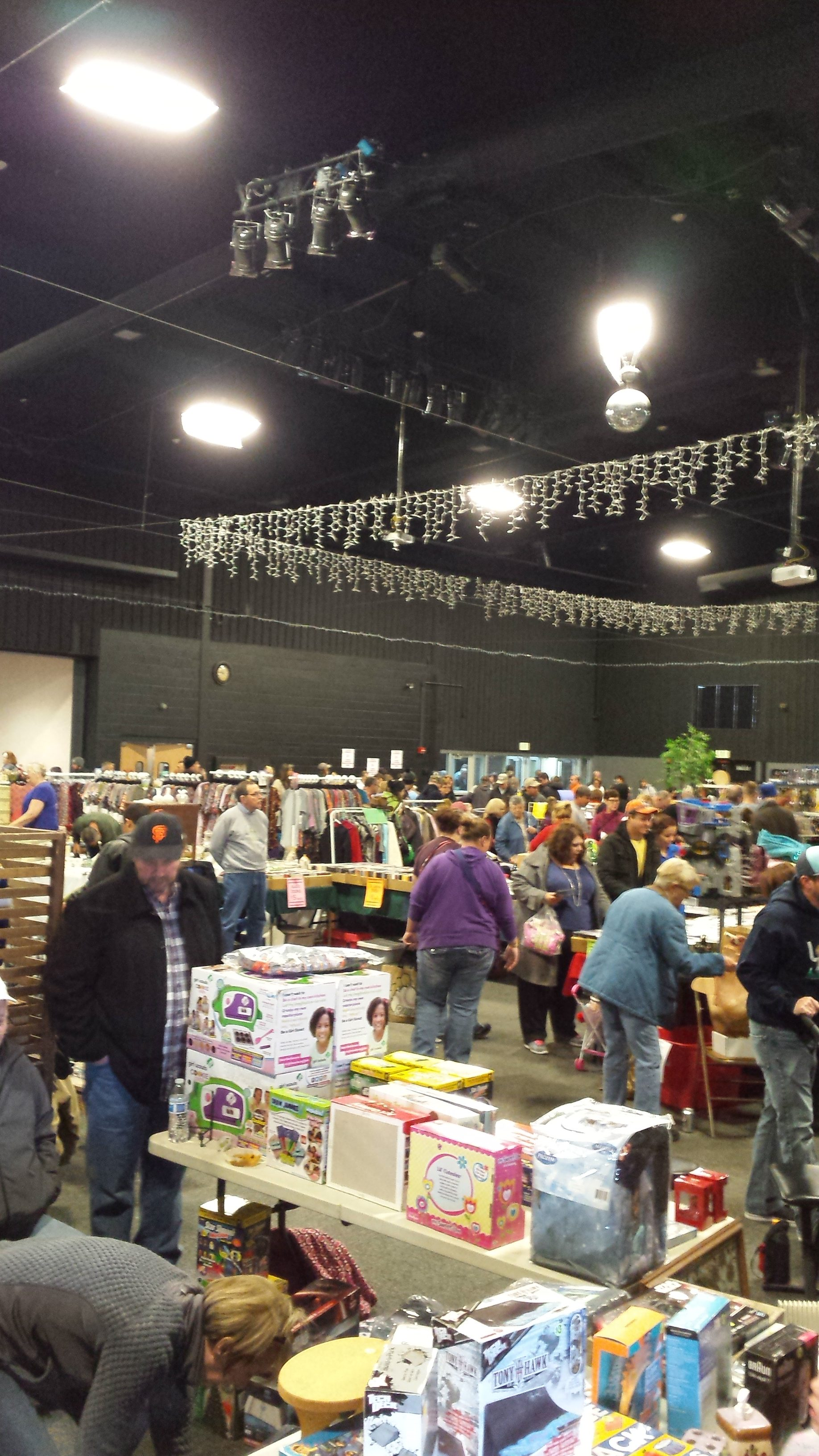 porter county expo garage sale