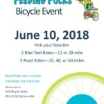 Spinning Spokes, Feeding Folks – Bicycle Event for Meals on Wheels June 10